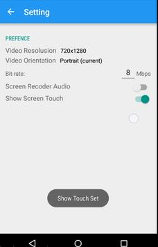 IO Screen Recorder - No Root apk screenshot