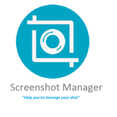 Screenshot Manager icon