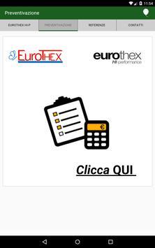 Eurothex Preventivazione apk screenshot