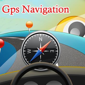 Gps Navigation poster