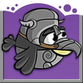 Flying War Bird icon