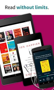 Scribd - Reading Subscription poster