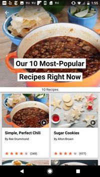 Food network in the kitchen apk download free lifestyle app for food network in the kitchen apk screenshot forumfinder Images