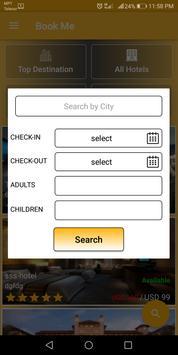 hotelkey.net apk screenshot