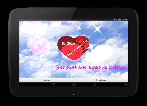 Send a Valentine V1 apk screenshot