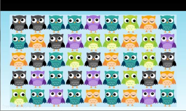 Owls Birds Crush apk screenshot