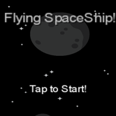 Flying SpaceShip Something icon