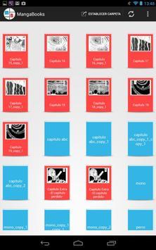 MangaBooks screenshot 1