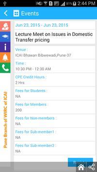 PuneICAI screenshot 3