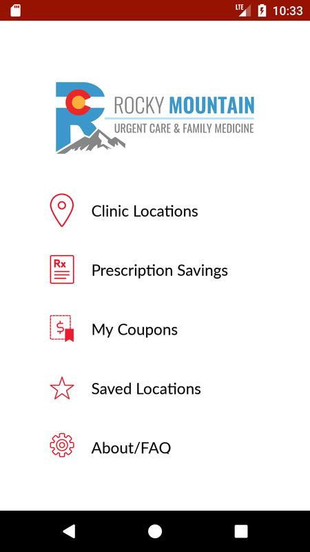 Rocky Mountain Urgent Care Cho Android Tải Về Apk
