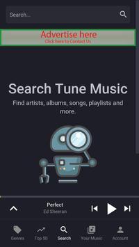 Tune Music screenshot 5