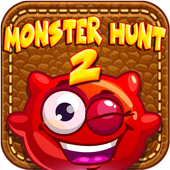 Scrubby Monster Hunt Match 3 - Story Mode icon