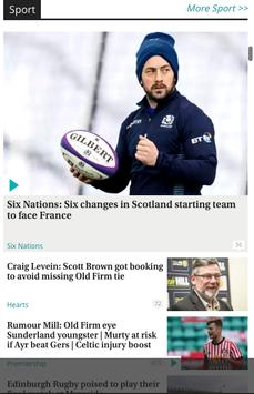News The Scotsman poster