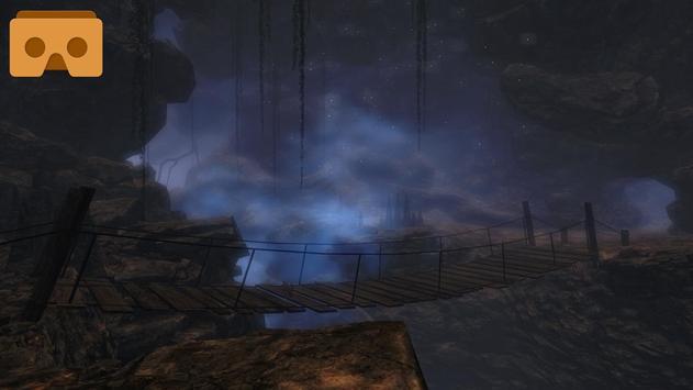 VR Cave 3D poster