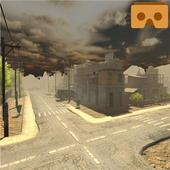 VR Ghost Town 3D icon