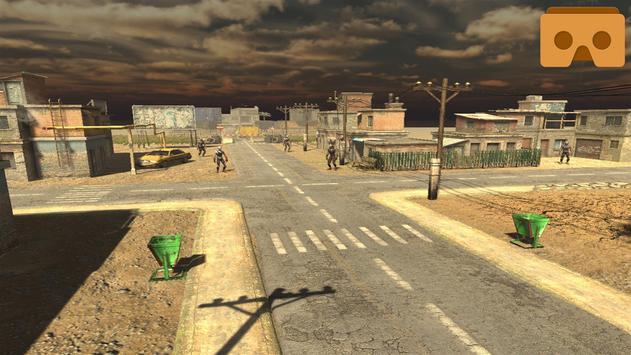 VR Ghost Town 3D screenshot 1
