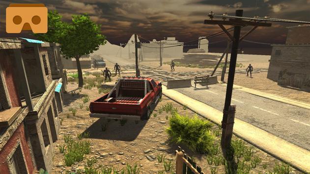 VR Ghost Town 3D screenshot 2