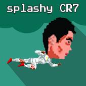 splashy CR7 icon
