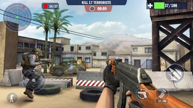 Đặc Nhiệm Chống Khủng Bố - Counter Terrorist ảnh chụp màn hình 1