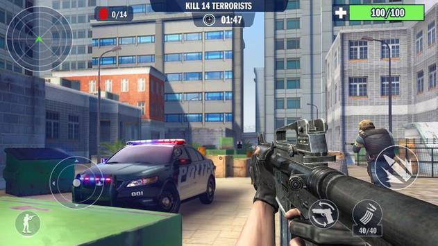 Đặc Nhiệm Chống Khủng Bố - Counter Terrorist ảnh chụp màn hình 2