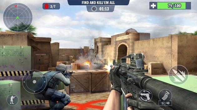 Đặc Nhiệm Chống Khủng Bố - Counter Terrorist ảnh chụp màn hình 6