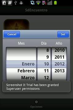 Guia Encuentro 2012 - Bíblico apk screenshot