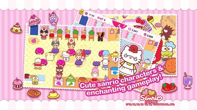 Hello Kitty Cafe скриншот 9