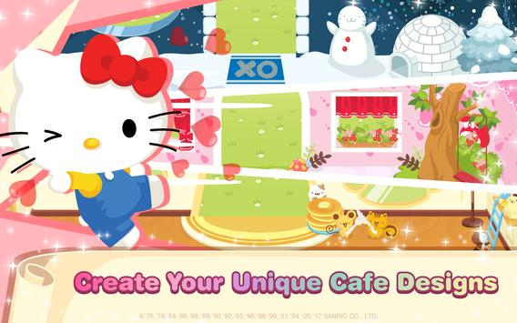 Hello Kitty Dream Cafe apk screenshot