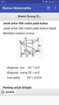 Rumus Matematika SD SMP SMA screenshot 6
