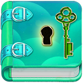 Private Diary With Lock icon