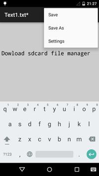 sdcard File Manager screenshot 18