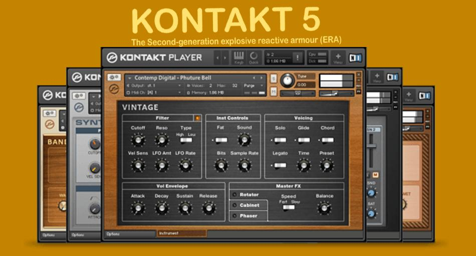 KONTAKT 5 - Creat,remix & share your music for Android - APK