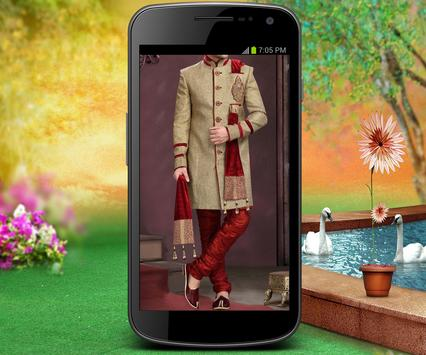 Groom Sherwani Designs poster