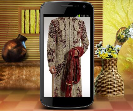 Groom Sherwani Designs apk screenshot