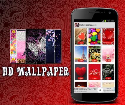 HD Mobile Wallpapers screenshot 3