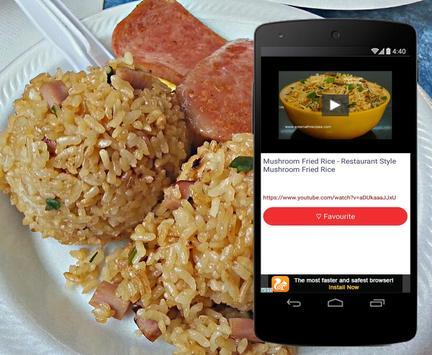 Rice Recipes screenshot 3