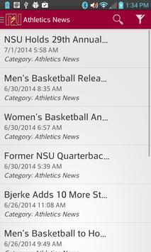Northern State University apk screenshot