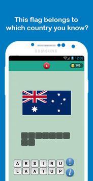 Flags Quiz apk screenshot