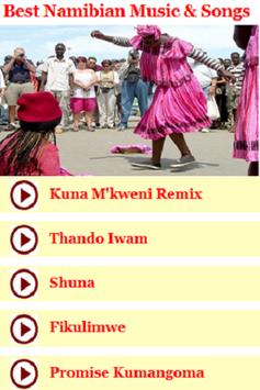 Best Namibian Music & Songs poster