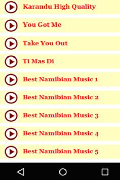 Best Namibian Music & Songs screenshot 1