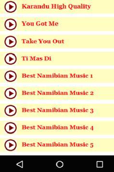 Best Namibian Music & Songs screenshot 3