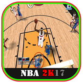 free guide NBA 2k17 LIVE icon