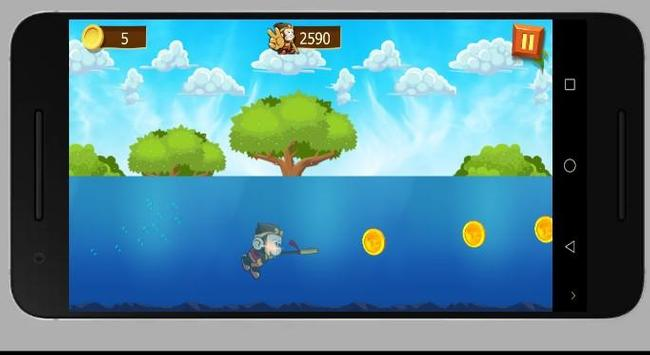 Aventure Monkey screenshot 1