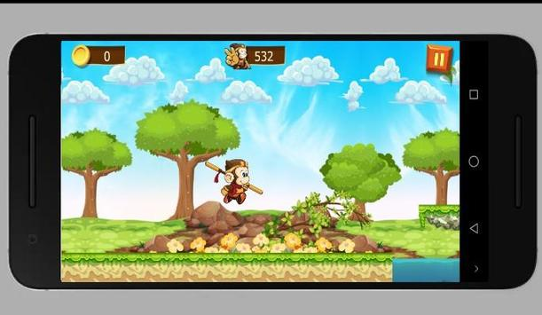 Aventure Monkey screenshot 3
