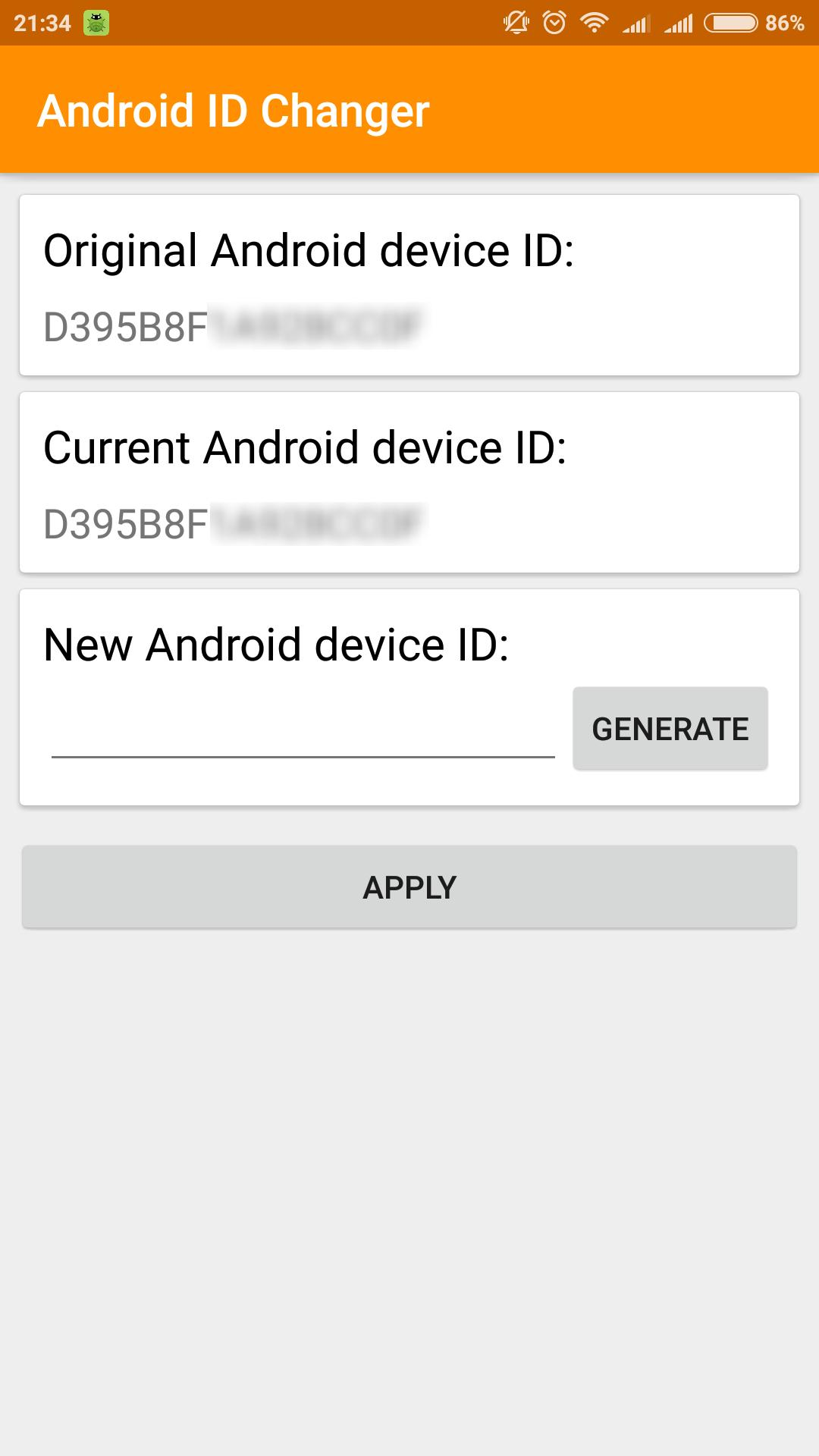 Device ID changer [ROOT] for Android - APK Download