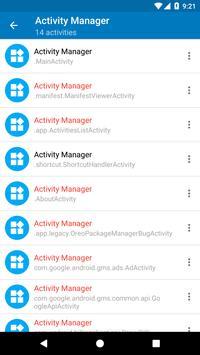 Activity Manager screenshot 2