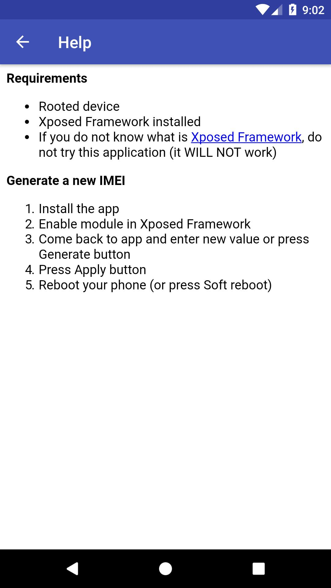 Ammco bus : Download xposed imei changer pro apkpure