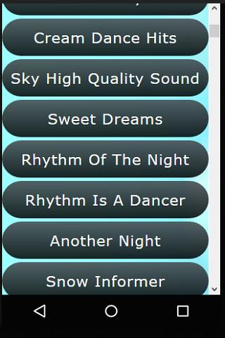 90's Club Hits Retro Dance Music & Songs for Android - APK