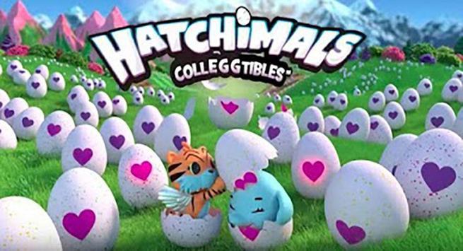 Hatchimals surprise opening eggs screenshot 1