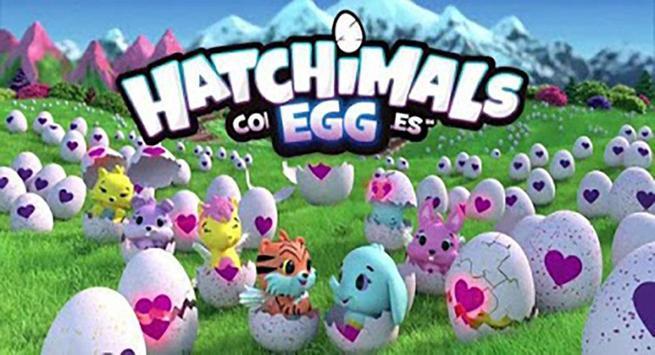 Hatchimals surprise opening eggs screenshot 2